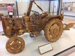 Musée  des Machines à nourrir le monde
