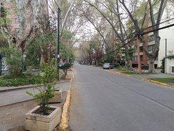 Calle Padre Mariano, Providencia