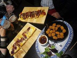 imagen Trébedes Café en Toledo