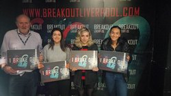 Breakout we broke out