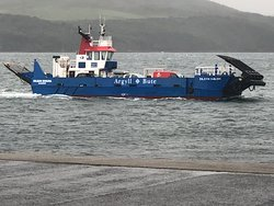 Jura Car Ferry
