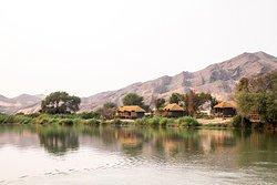 Wilderness Safaris Serra Cafema Camp