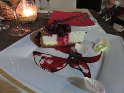 Cheesecake at Ciparis