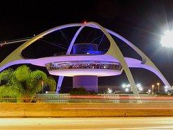 LAX Theme Building