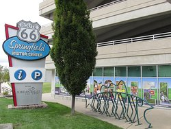 Route 66 Springfield Visitor Center