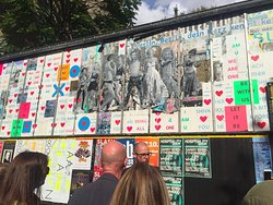 Streetart-Tour, lustiger Tourguide, viele tolle Infos! Einfach super!