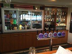 Chamois Bar & Grill - bar