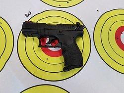 Sevier Indoor Shooting Range