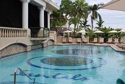 Sandal Ochi Beach Resort with butler service