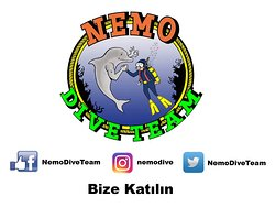 Nemo Dive Team, Join Us