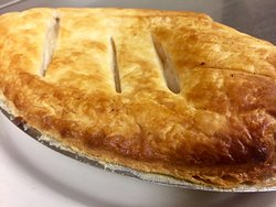 Chicken Pot Pie-Thursday Special
