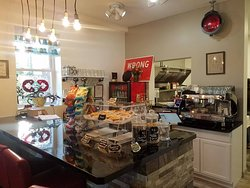 Derailed Coffee Bar & Cafe