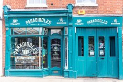 Paradiddles Music Cafe Bar