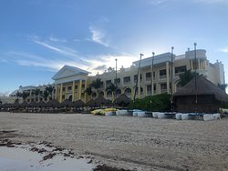 Building 70, Grand, view from beach
