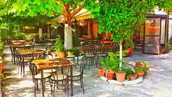 Greek Tavern Skaros