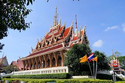 Sim Isan (Wat Pa Saeng Arun)