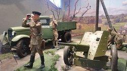 Realistic war scene 3