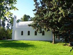 chapelle de l'hôtel
