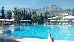Хороший отель, хороший отдых. Только один момент есть :)