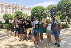 Leaf Madrid Tours