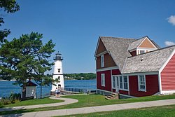 Rock Island Lighthouse State Park