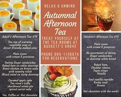 The Tea Rooms at Duckett's Grove