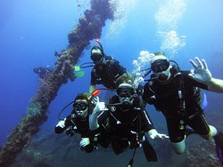 Open Water Course with PADI  Bila Dive Resort in Amed Bali