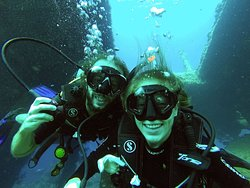 Rescue Course with PADI  Bila Dive Resort in Amed Bali