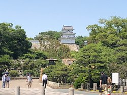 Ruins of Akashi Castle