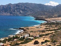 Archaeological Site Mochlos Islet (Psillos)