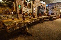 Vaja Davitadze's Winemaking and Wine Cellar