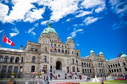 ‪British Columbia Parliament Buildings‬