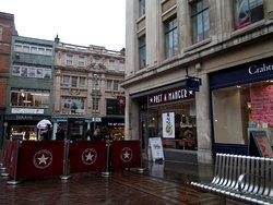 Pret A Manger, High Street, Nottingham