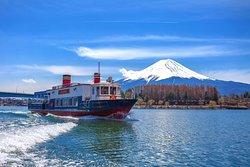Lake Kawaguchi Pleasure Boat