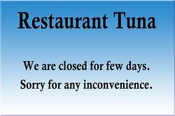 Restaurant Tuna