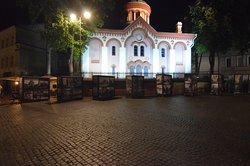 Пятницкая церковь, Вильнюс