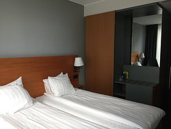 Seventh floor room