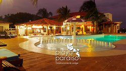 Playa Paraiso Gastronomia & Lodge