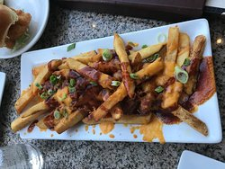 Dirty Fries - Happy Hour option - $5