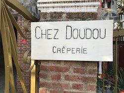 Chez Doudou. Crêperie.