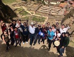 Blue Team , Peru Adventure Trek - PAT
