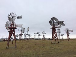 Collection of Windmills