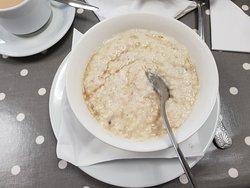 Breakfast/Brunch break