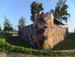 慈湖三角堡