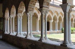 Chiostro della Cattedrale di Cefalu