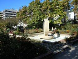 Square des Saints-Simoniens