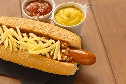 5 Dogs Meat X Vegan X Fries