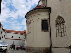 Чешский Крумлов. Костел святого Вита (Church of St. Vitus)