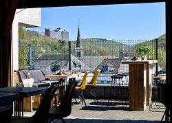 The Rooftop Chalet & Beach Bar