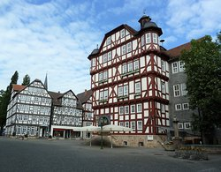 Rathaus i Melsungen